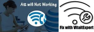 AT&T WiFi Connected But Not Working