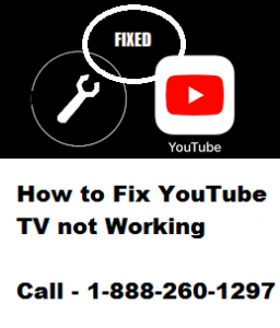 How to Fix YouTube TV not Working