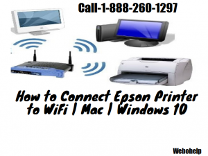 How to Connect Epson Printer to WiFi