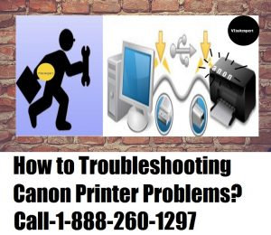How to Troubleshooting Canon Printer Problems?